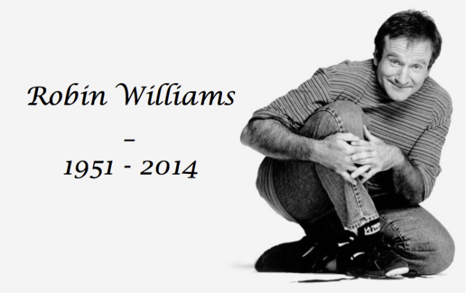 Robin Williams: 1951-2014